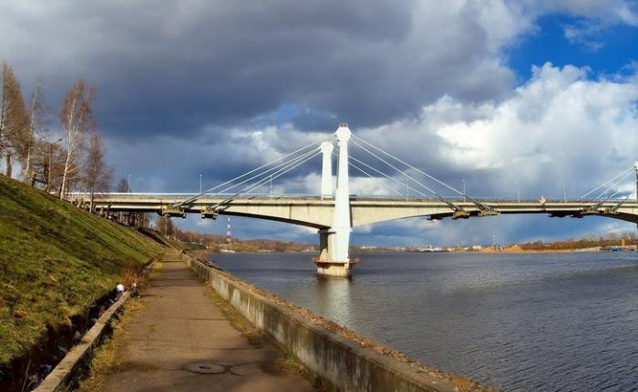 Мост в Кимрах