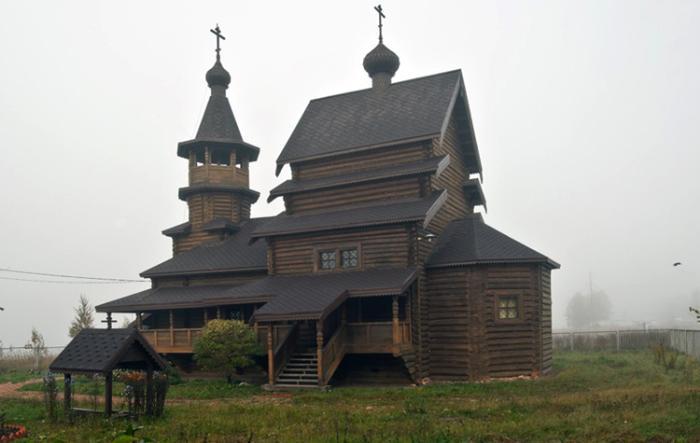 Церковь Николая II Царя-страстотерпца