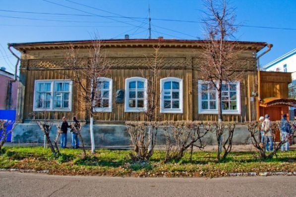 Арзамасский литературно-мемориальный музей М. Горького