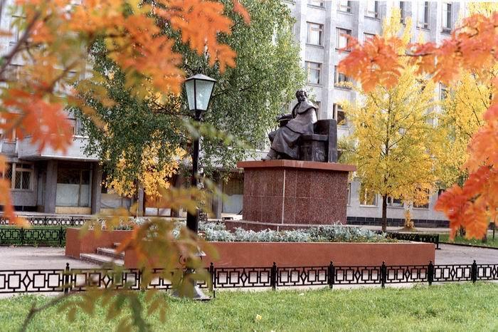 Памятник А.С. Пушкину, Ухта