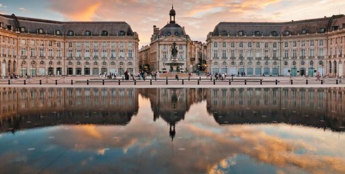 10самых красивых городов Франции - Бордо, Аквитания