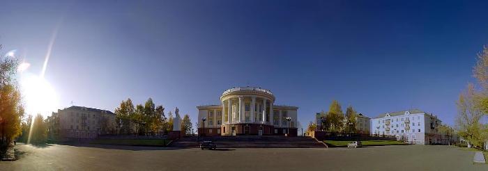 Сатка - город в Челябинской области