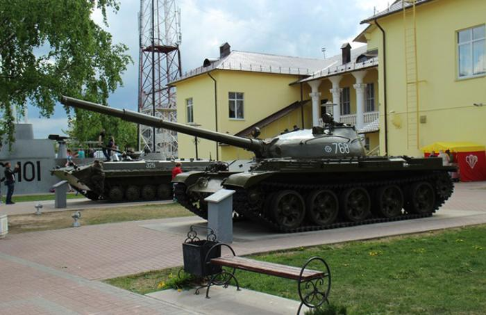 Музей боевой техники