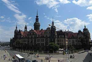 Музей Грюнес Гевёльбе в Дрездене