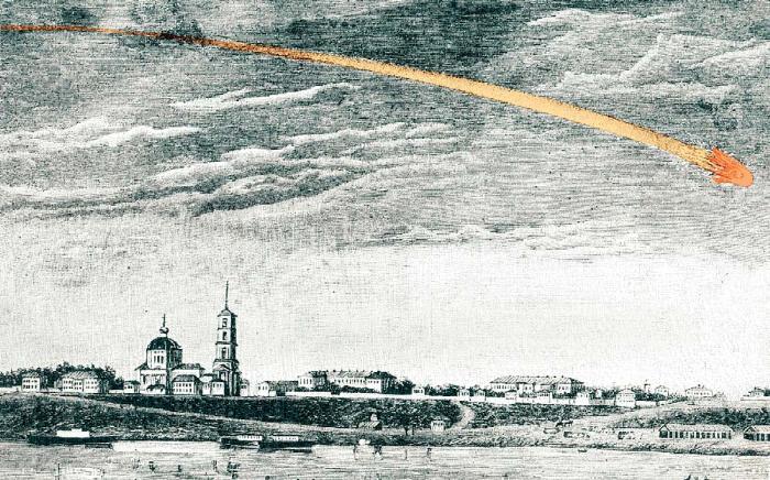Оханский метеорит