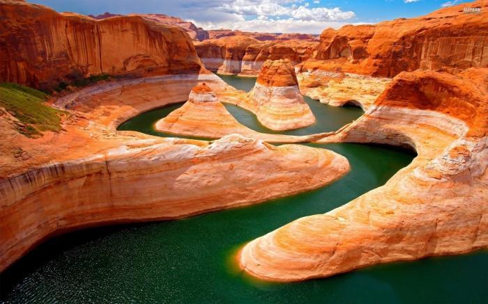 Река в штате Колорадо