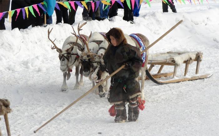 Фестиваль народов Севера, Новый Уренгой