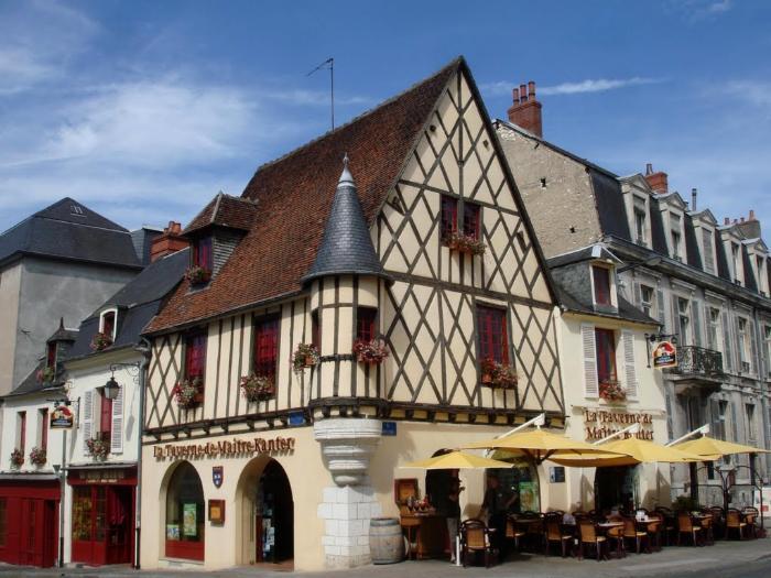 Bourges (Бурж), Франция