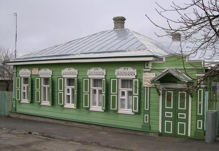 Дом-музей М.Б.Грекова, Новочеркасск