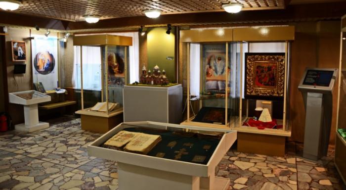 Волгодонский эколого-исторический музей, Волгодонск