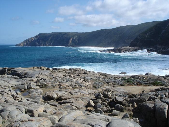 побережье олбани
