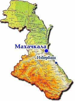 map dagestan izb1