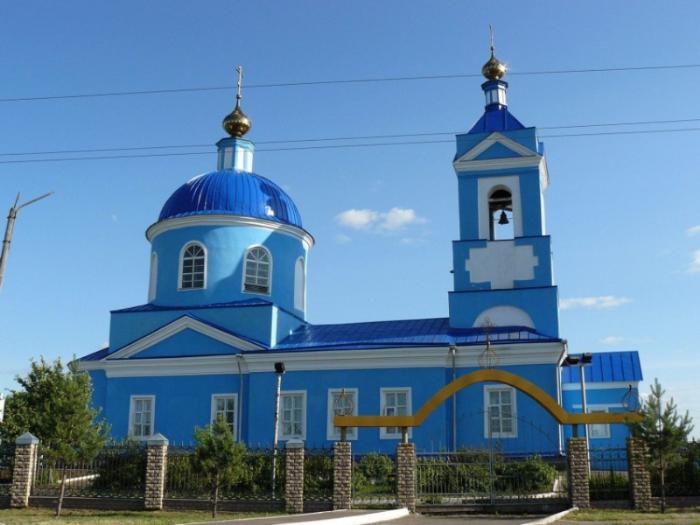 Церковь Покрова Пресвятой Богородицы, Нижнекамск