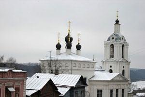 Церковь Спаса Преображения, Калуга