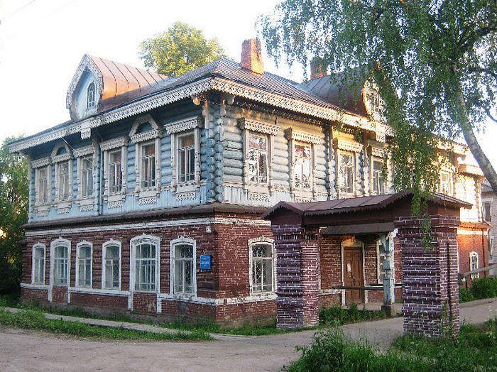 Лальский краеведческий музей.