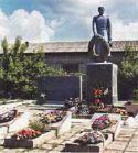 Братская могила советских воинов в г. Валуйки