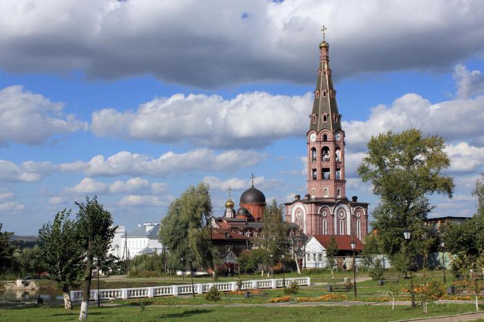 Алатырский Троицкий монастырь