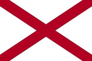Флаг Alabama