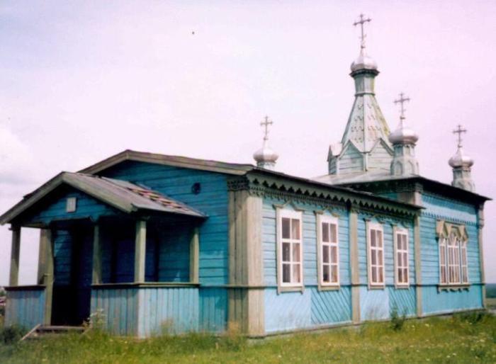 Храм Святителя Стефана Великопермского, Ухта