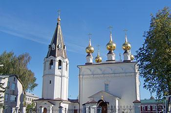 Федеровский монастырь, Городец