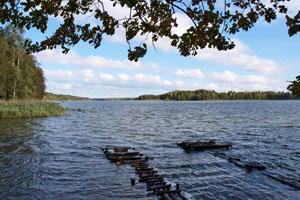 Озеро Ломпадь, Калужская область