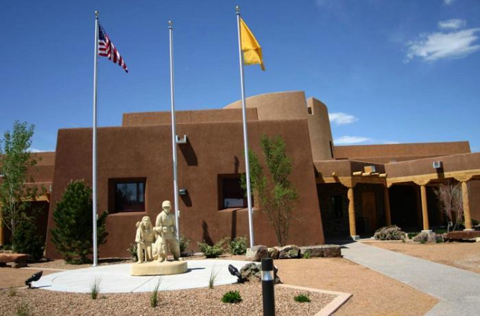 Индийский культурный центр Пуэбло