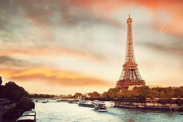 10 самых красивых городов Франции - Париж