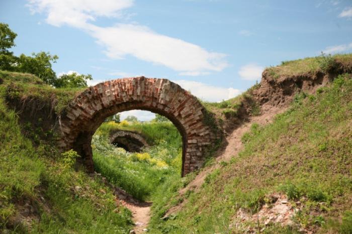 Великолукская крепость, Великие Луки