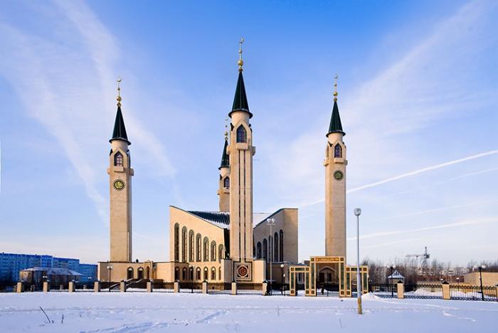 Соборная мечеть, Нижнекамск