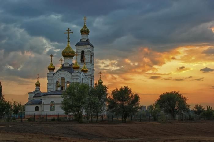 Свято-Троицкий храм, Волгодонск