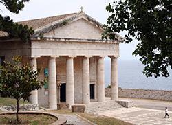 Храм, Керкира (Корфу)