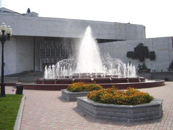 Областная Филармония, Биробиджан