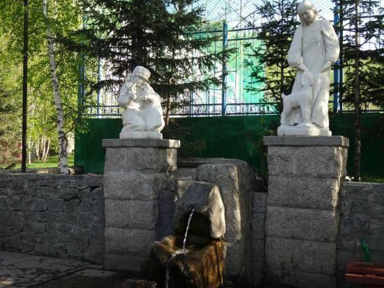 Стадион «Динамо», Горно-Алтайск