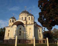 Достопримечательности КБР - Храм Марии Магдалины
