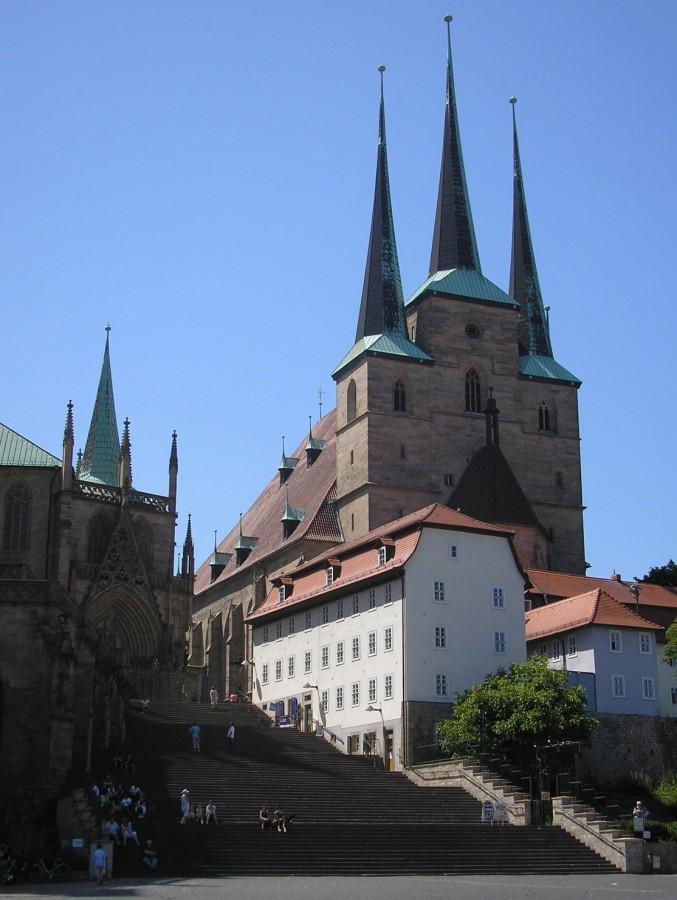Церковь св. Северия