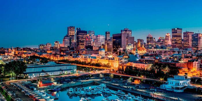 Отдых в Монреале