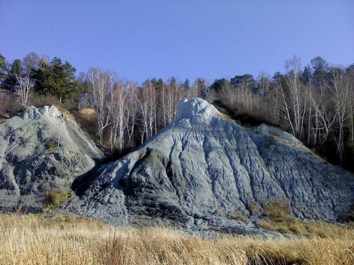 Панорама Синего утеса Томской области фото