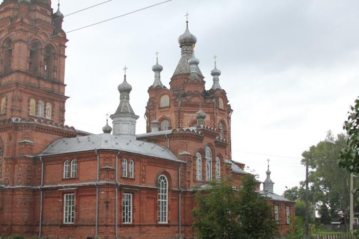 Троицкий собор в Осташкове