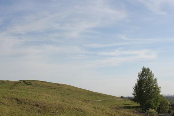 Гора Лебяжка, Невьянск