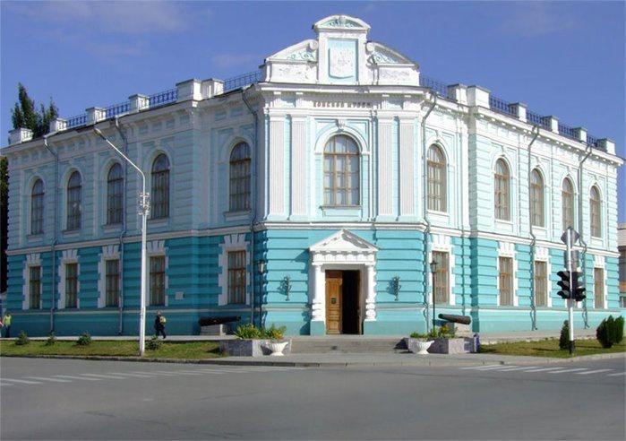 Музей истории донского казачества, Новочеркасск