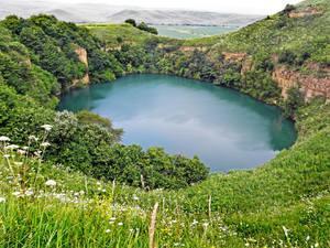 Одно из Голубых озер