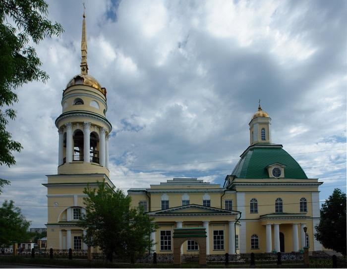 Кафедральный собор Святой Троицы, Каменск-Уральский