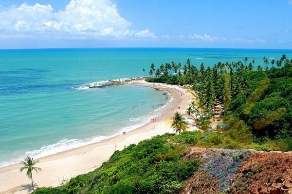 Пляж гвиана