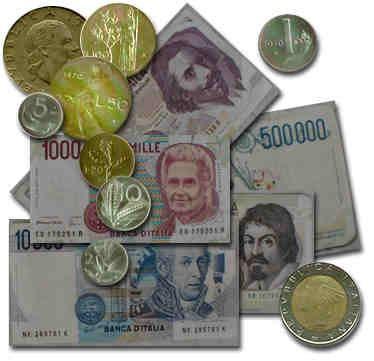 какая валюта в Италии