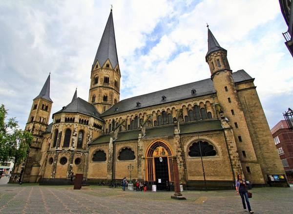 Монастырь Базилика в Бонне