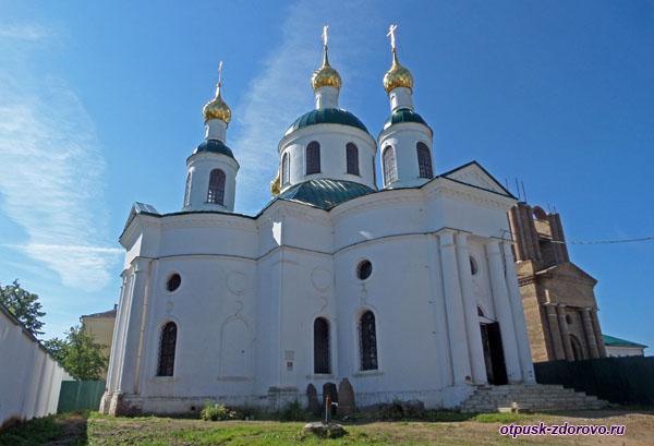 Феодоровская церковь, Богоявленский монастырь, Углич