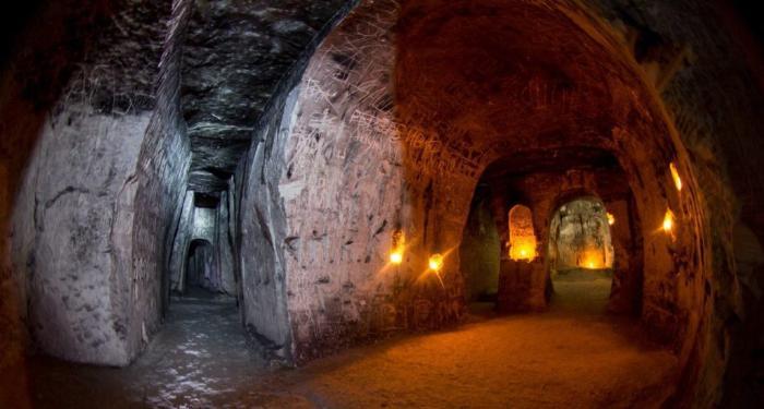 Калачеевская пещера