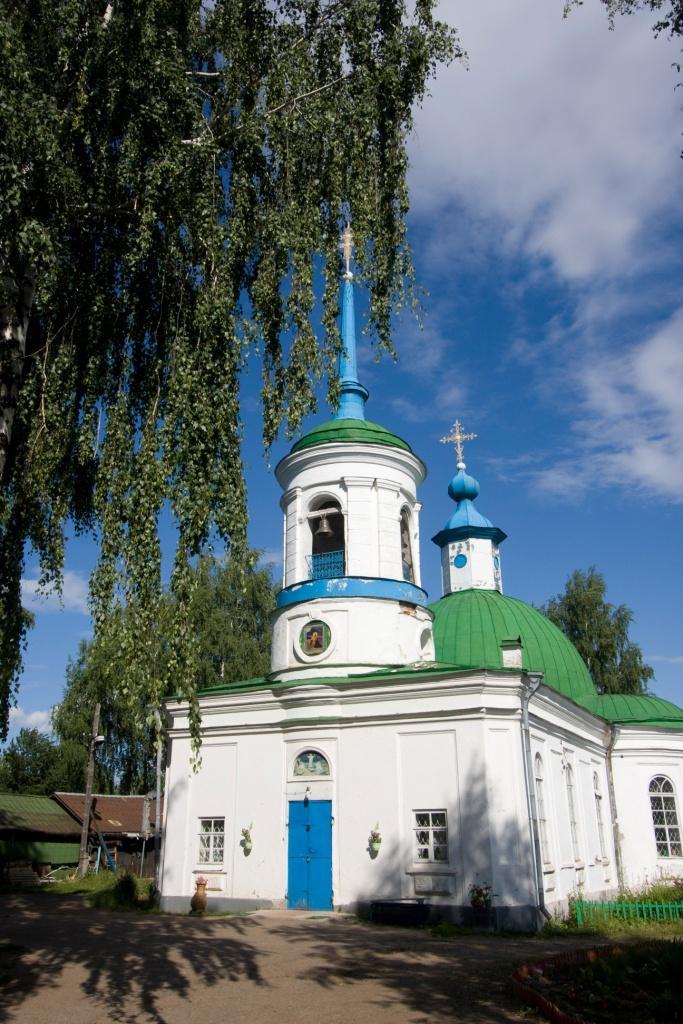 Церковь Воскресения Христова, Сарапул