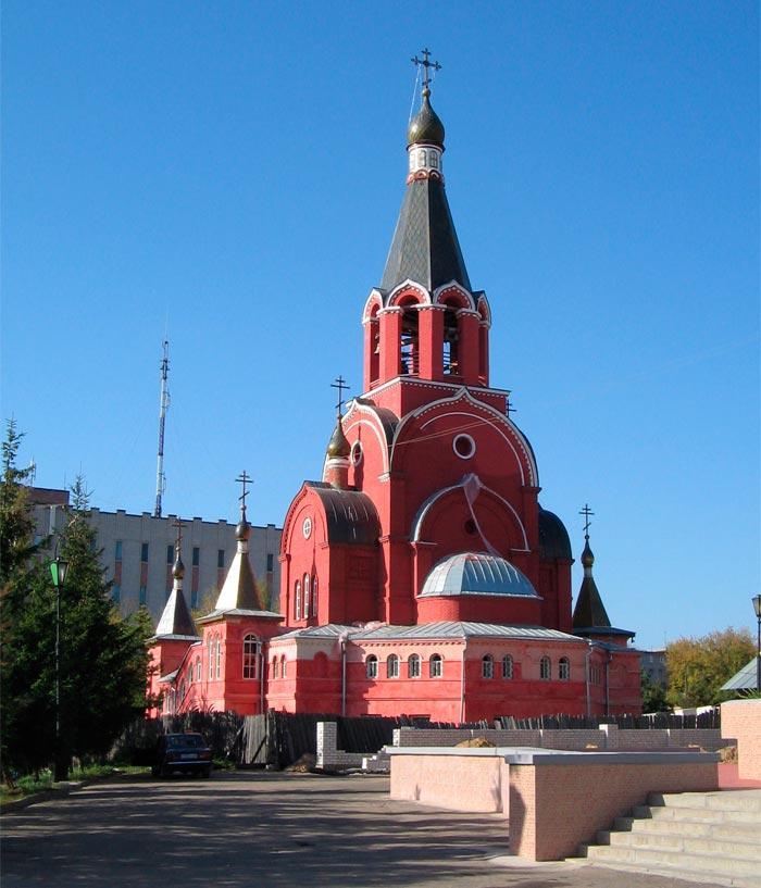 Церковь Новомучеников