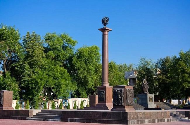 На Поклонной горе увековечили город Малгобек